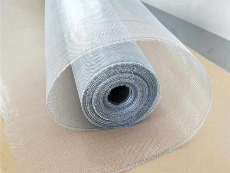 PVC包塑窗纱